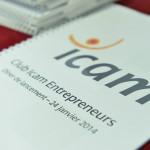 lancement du club Icam Entrepreneurs