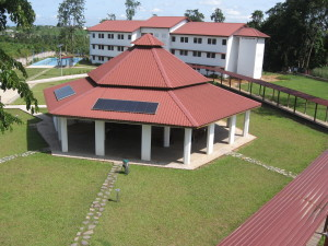 Le campus de Douala