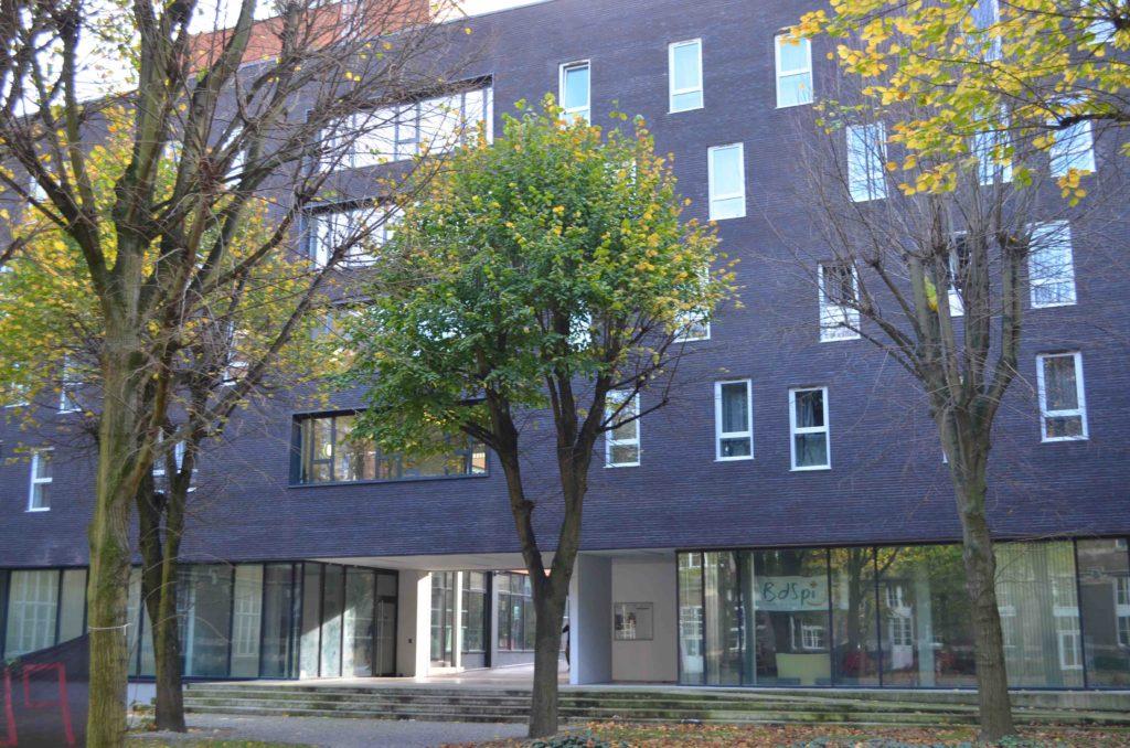 Nouvelle Maison des Icam, à Lille